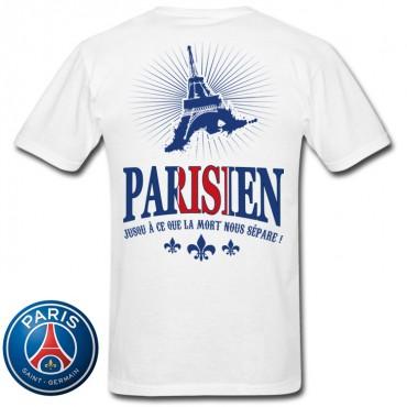 Parisien jusqu'à ce que la...